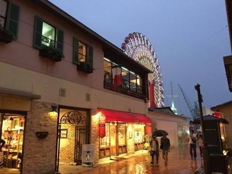 神戸  umie REAL DINNING CAFE ・ やきとり  炭玄 (三宮) ・ ホテル モントレ神戸 ・ AX閉店_e0115904_03062192.jpg