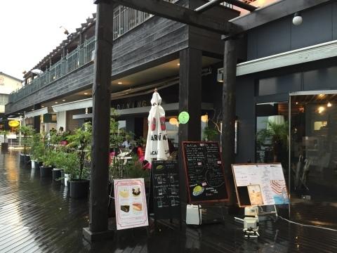 神戸  umie REAL DINNING CAFE ・ やきとり  炭玄 (三宮) ・ ホテル モントレ神戸 ・ AX閉店_e0115904_03102418.jpg