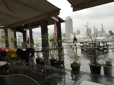 神戸  umie REAL DINNING CAFE ・ やきとり  炭玄 (三宮) ・ ホテル モントレ神戸 ・ AX閉店_e0115904_03205575.jpg