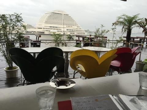 神戸  umie REAL DINNING CAFE ・ やきとり  炭玄 (三宮) ・ ホテル モントレ神戸 ・ AX閉店_e0115904_03265528.jpg