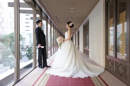 新郎新婦様からのメール 帝国ホテルの花嫁様より 幸せの美しいさざ波のように_a0042928_1124128.jpg
