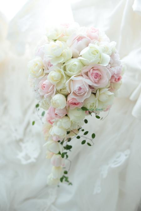 新郎新婦様からのメール 帝国ホテルの花嫁様より 幸せの美しいさざ波のように_a0042928_1153281.jpg