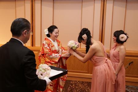 新郎新婦様からのメール 帝国ホテルの花嫁様より 幸せの美しいさざ波のように_a0042928_116139.jpg