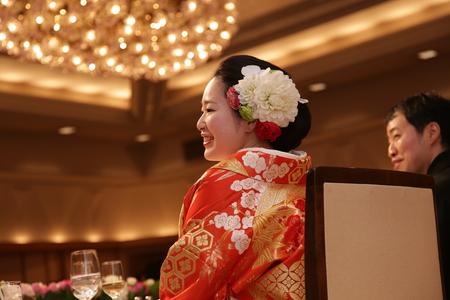 新郎新婦様からのメール 帝国ホテルの花嫁様より 幸せの美しいさざ波のように_a0042928_1181055.jpg