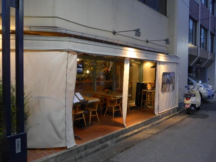 初台「レストラン アニス」へ行く。_f0232060_17254190.jpg