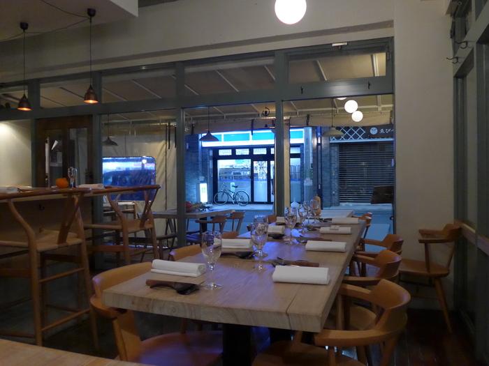 初台「レストラン アニス」へ行く。_f0232060_172634.jpg