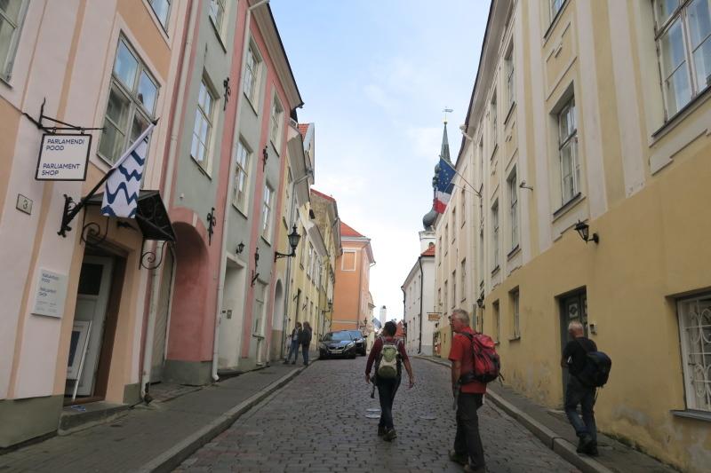 フェリーでエストニアのタリンに上陸_c0366777_00262508.jpg
