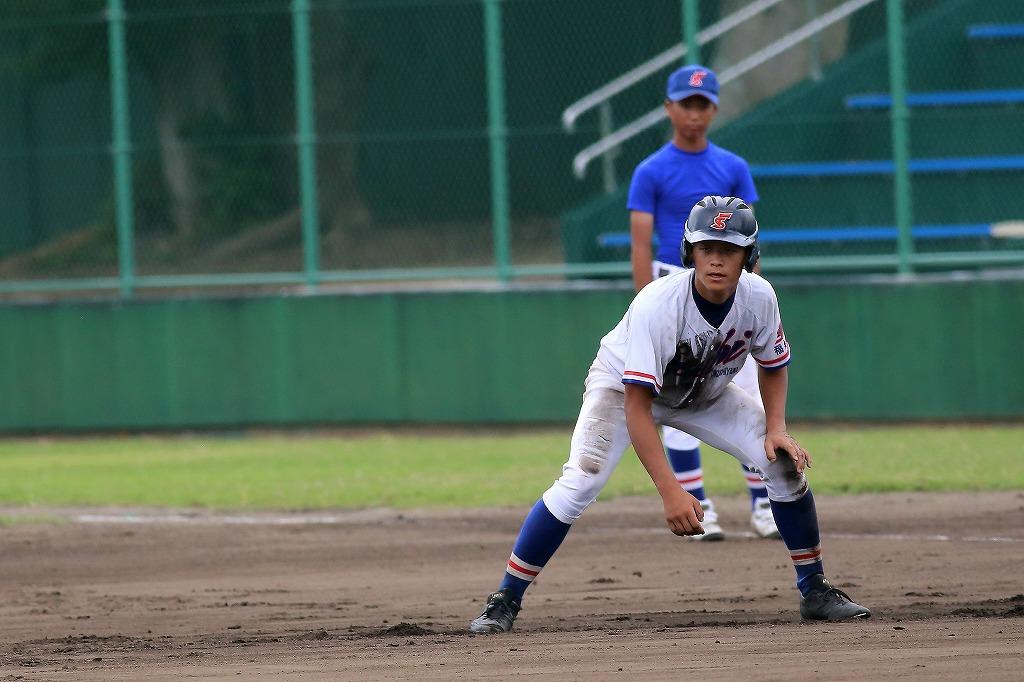 平成28年8月24日練習試合 福知山成美vs啓新高校3_a0170082_7311797.jpg