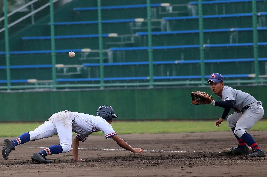 平成28年8月24日練習試合 福知山成美vs啓新高校3_a0170082_731322.jpg