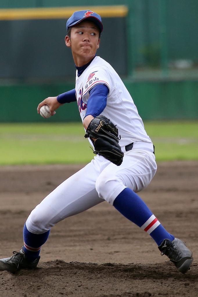 平成28年8月24日練習試合 福知山成美vs啓新高校3_a0170082_7322977.jpg