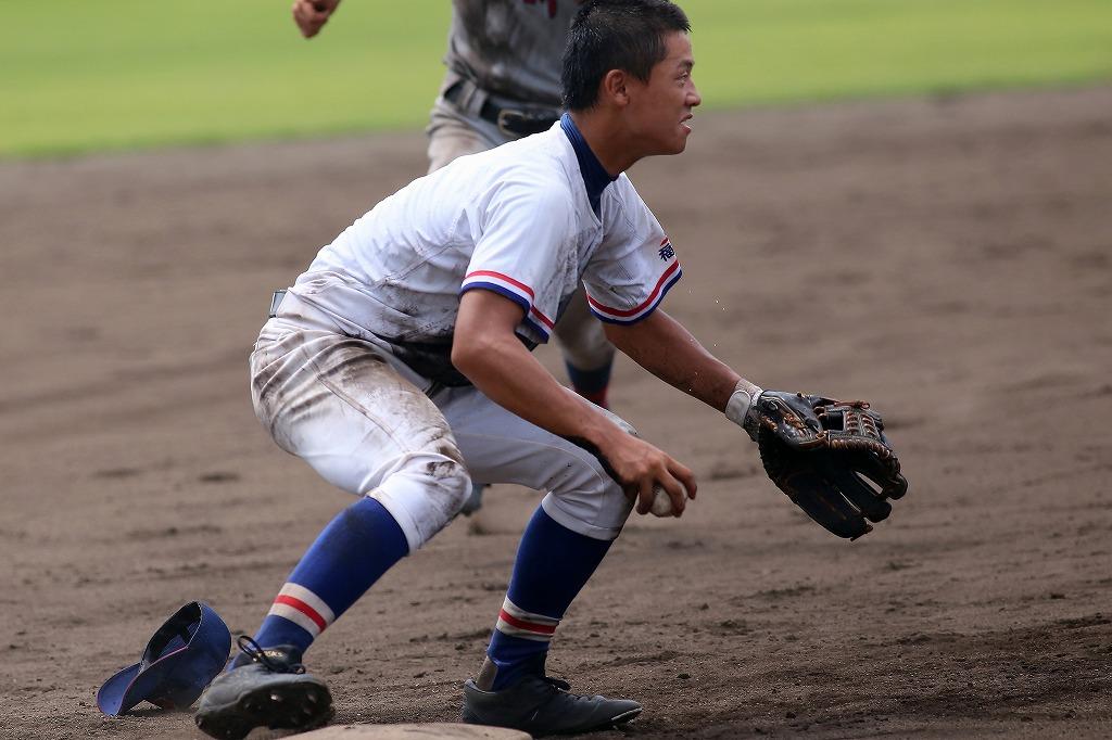 平成28年8月24日練習試合 福知山成美vs啓新高校3_a0170082_7323787.jpg