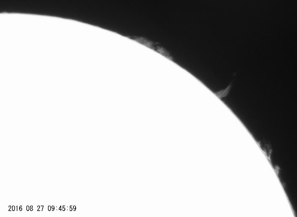 8月27日の太陽_e0174091_12241933.jpg