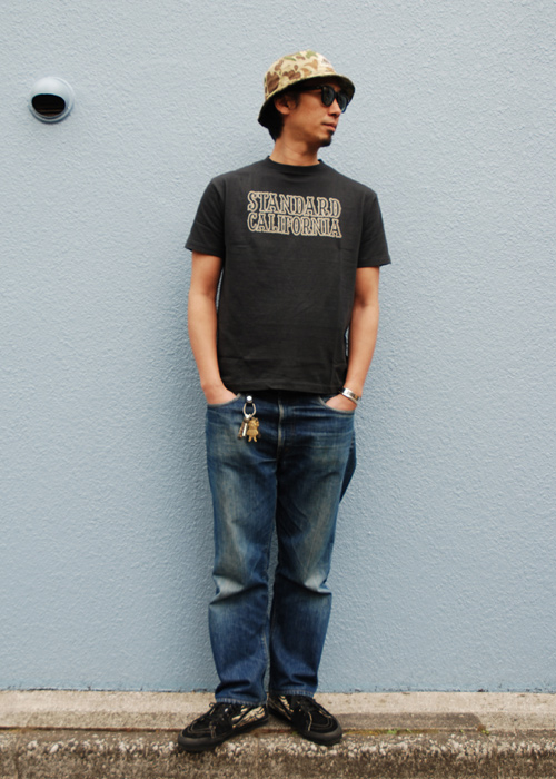 【DELIVERY】 STANDARD CALIFORNIA - Logo T-Shirt_a0076701_1412522.jpg