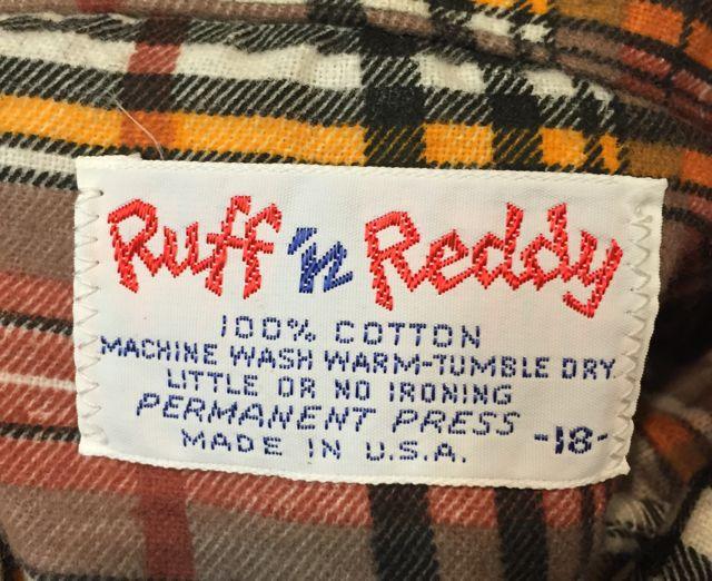 8/28(日)入荷!70s all cotton ! デッドストック ライトネルシャツ!_c0144020_13235424.jpg