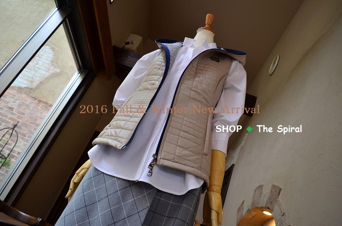"""New Arrival!!・・・2016 Fall & Winter...8/28sun\""_d0153941_1332095.jpg"