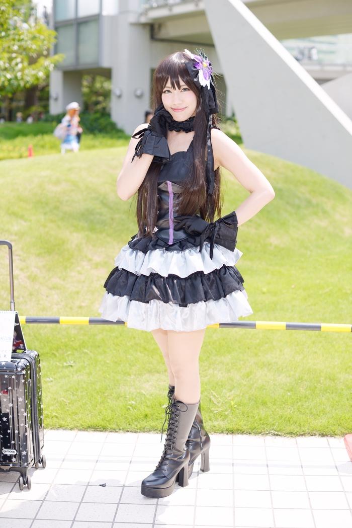 Rennaさん コミックマーケット90 3日目_f0215145_828144.jpg