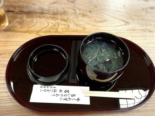 茶房  葛味庵(くずみあん)_e0292546_07193622.jpg