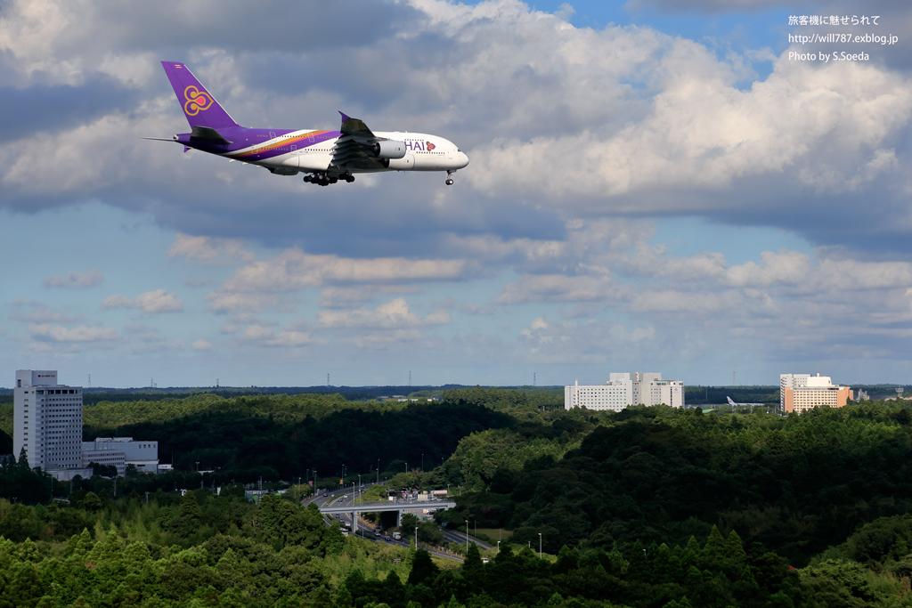 成田空港 RWY16Rアプローチ #1_d0242350_15331620.jpg