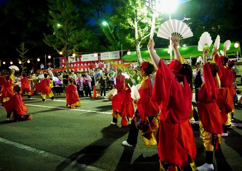 第13回紀州よさこい祭り おどるんや _b0093754_22333914.jpg