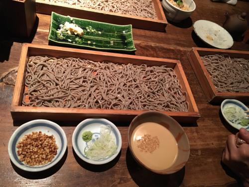 板蕎麦 ⭐️ 山灯香_c0151965_15132029.jpg