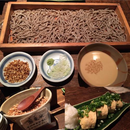 板蕎麦 ⭐️ 山灯香_c0151965_15132260.jpg