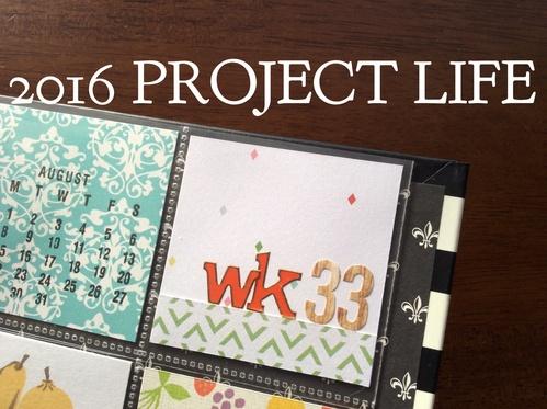 6×8インチで2016年プロジェクトライフ#WEEK33_d0285885_17375266.jpg