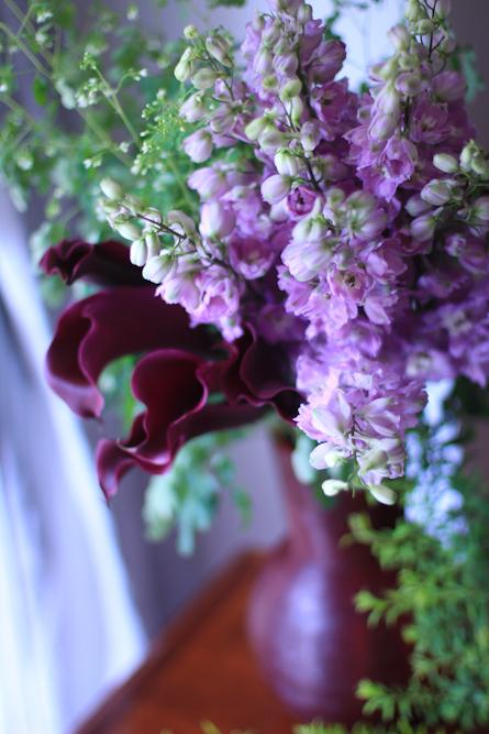 秋を感じる花飾り_b0208604_09165884.jpg