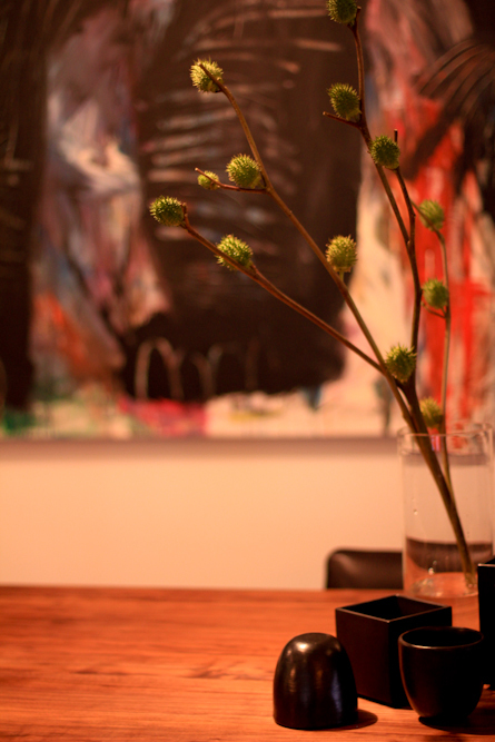 秋を感じる花飾り_b0208604_09170959.jpg