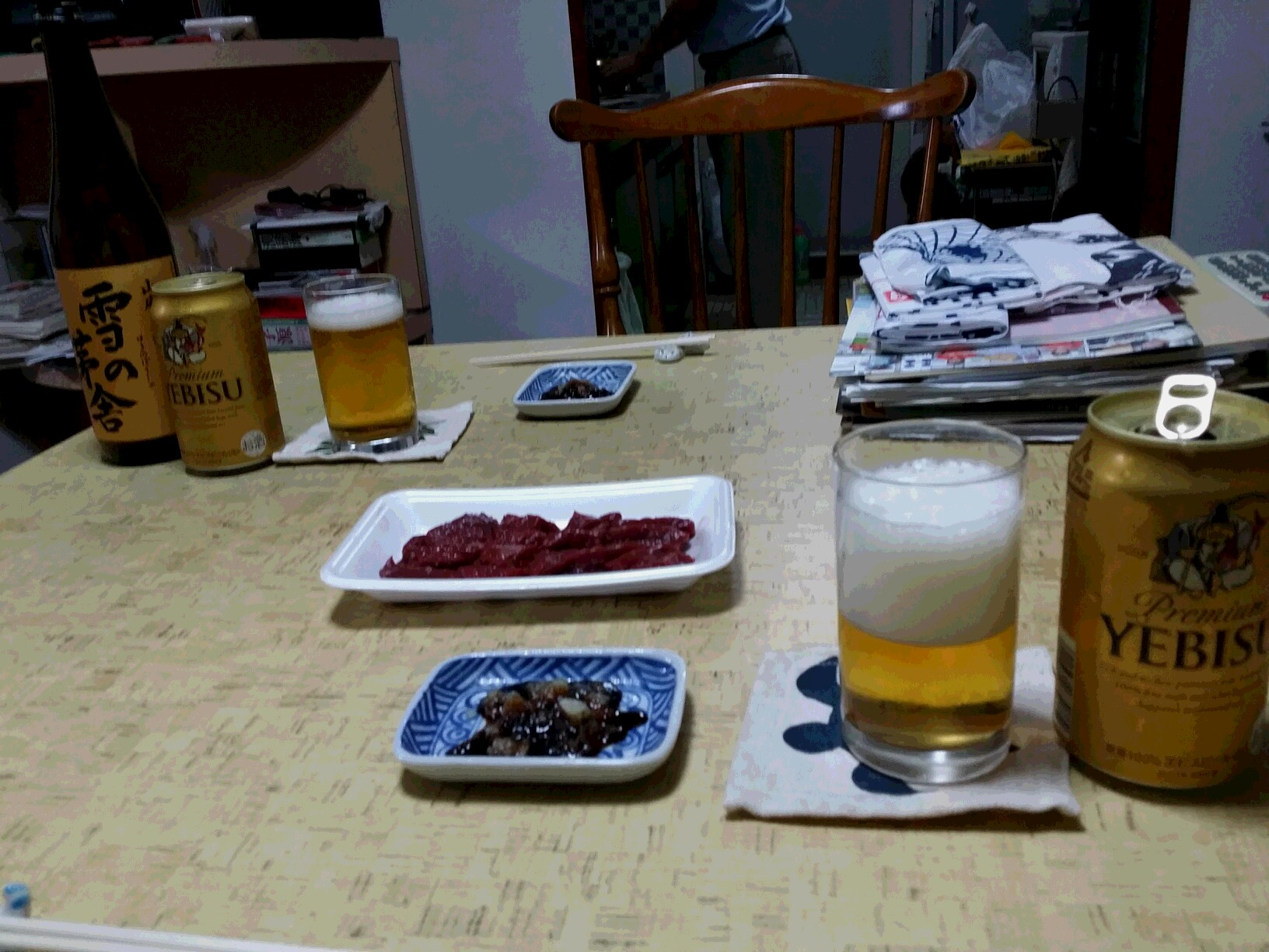 男飲み&野良猫_d0005807_7541738.jpg