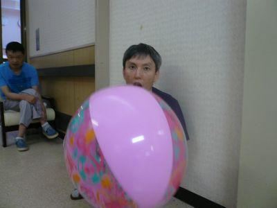 8/28 ボール遊び_a0154110_14432318.jpg