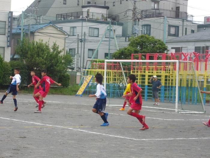 6年の練習試合とOcean\'s League_a0109316_11552858.jpg
