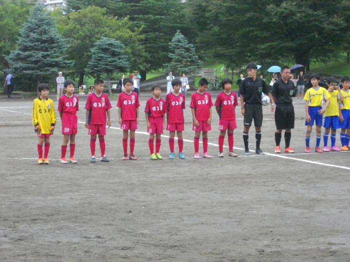 6年の練習試合とOcean\'s League_a0109316_12312448.jpg