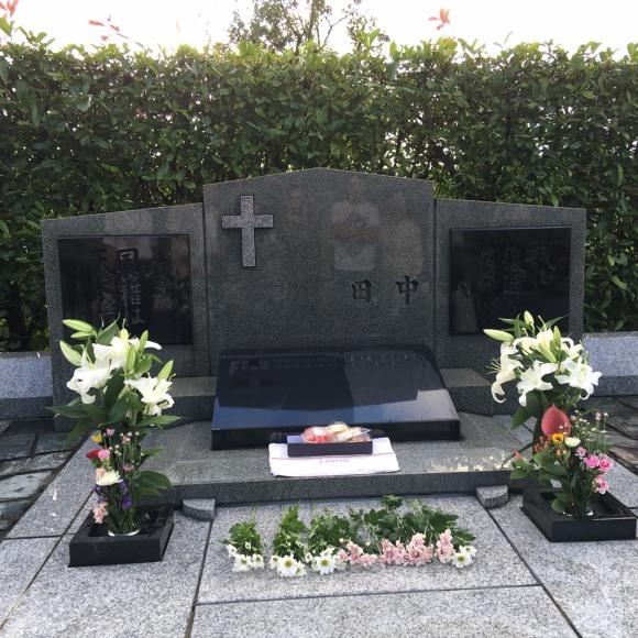 昇天した母の墓参り_a0163623_22495447.jpg
