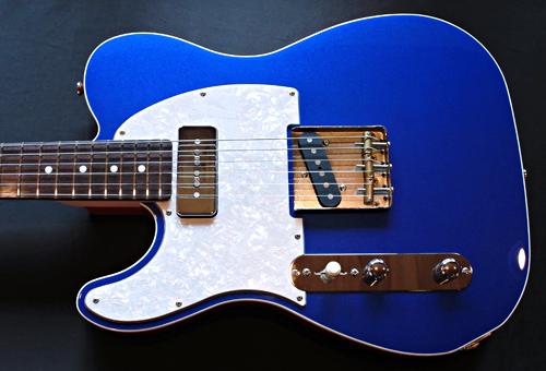左用「Brilliant Sporty BlueのSTD-T 2本」が完成。_e0053731_14545286.jpg