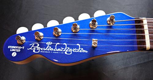 左用「Brilliant Sporty BlueのSTD-T 2本」が完成。_e0053731_14545642.jpg