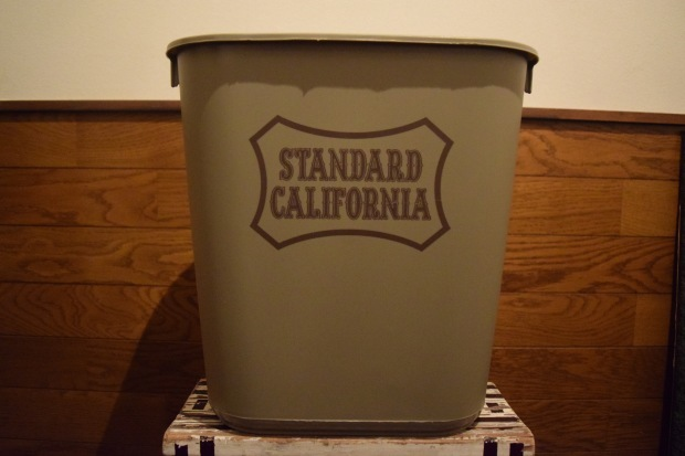 RUBBERMAID × SD Trash Box  入荷しました!_c0355834_18333790.jpg