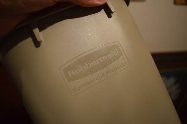 RUBBERMAID × SD Trash Box  入荷しました!_c0355834_18365039.jpg