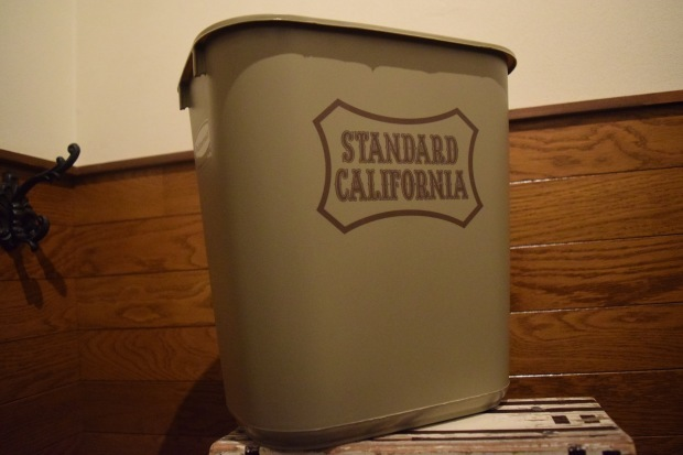 RUBBERMAID × SD Trash Box  入荷しました!_c0355834_18365235.jpg