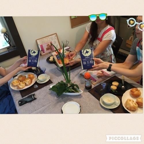 ホクレン主催 北海道産小麦粉を使ったレッスンです。_b0346442_01164641.jpeg