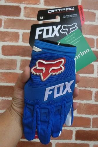 FOX MTBグローブ入荷しました_b0332867_12233567.jpg