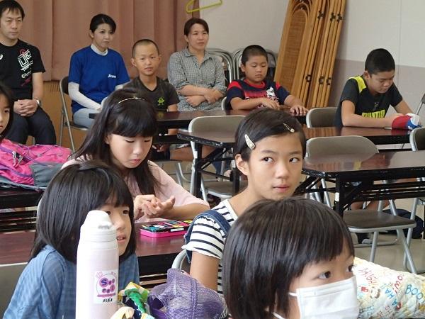 黒川公民館でシーバード活動♪_a0077071_1536453.jpg