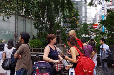 8月29日(月)今日の渋谷109前交差点_b0056983_13344955.jpg