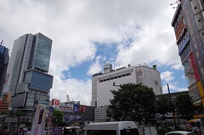 8月29日(月)今日の渋谷109前交差点_b0056983_13344994.jpg