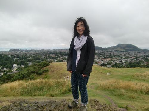 丘と友と、笑顔と_c0027188_1452065.jpg