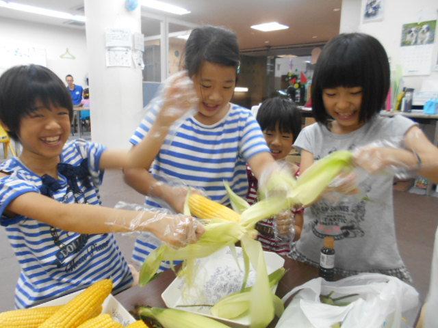 8月18日 Snack Cooking_c0315908_13205705.jpg
