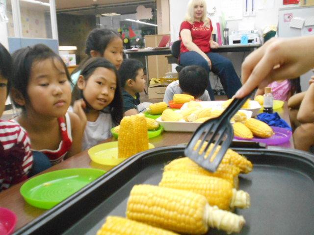 8月18日 Snack Cooking_c0315908_13205721.jpg