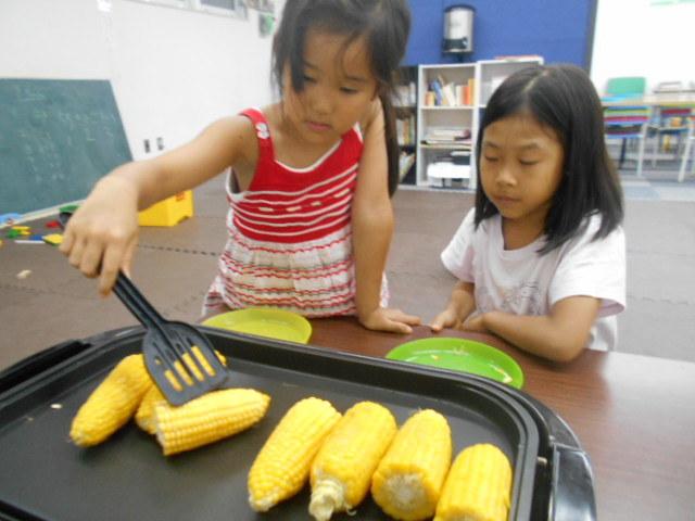 8月18日 Snack Cooking_c0315908_13205754.jpg