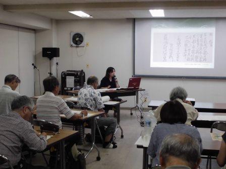 嚴島神社世界遺産登録20周年記念講演『毛利隆元の嚴島信仰』_f0229523_14571023.jpg