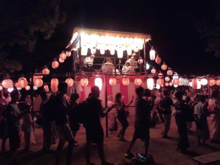 宮島踊りの夕べ_f0229523_1754425.jpg