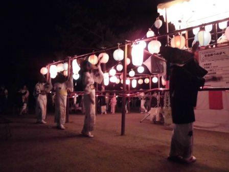 宮島踊りの夕べ_f0229523_1773051.jpg